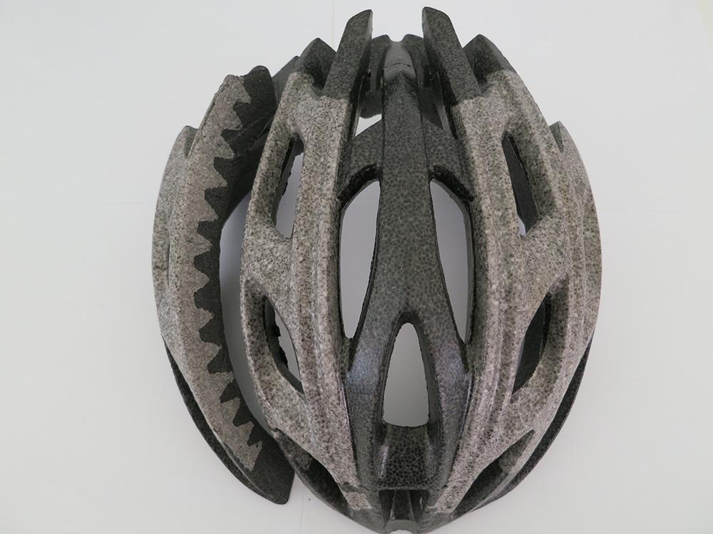 conehead bike helmet